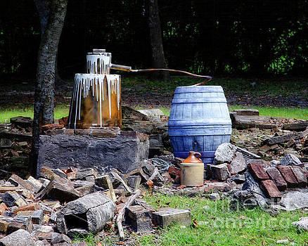 Whisky Still by TN Fairey