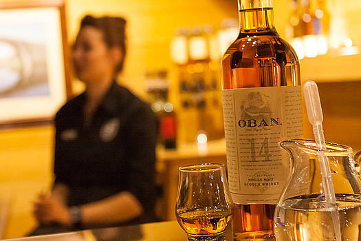 Whisky Tasting by Kathleen McGinley
