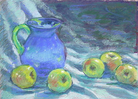Whisper of Cezanne by Julie Mayser