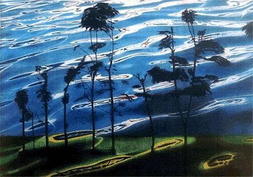 Whispering Trees by Kamal Bhandari