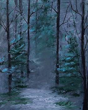Whispering Woods by Joanna Deritis