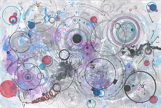 Whispers of Coherence amid the Inchoate Void by Regina Valluzzi