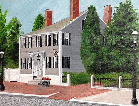 Whistler House by Cynthia Morgan