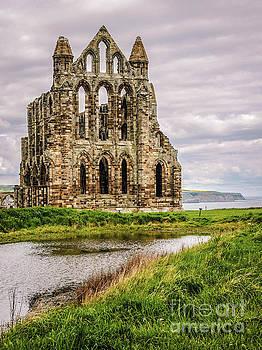 Lexa Harpell - Whitby Abbey England #2