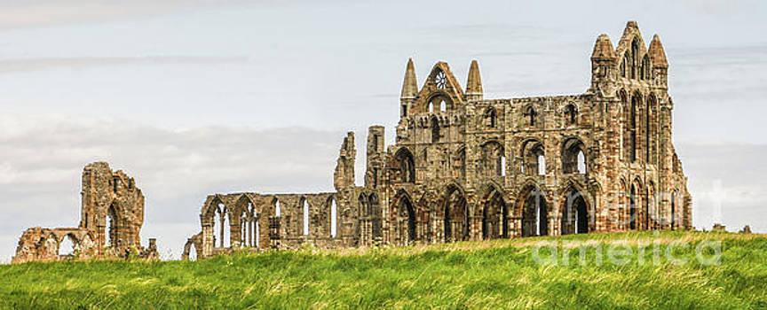 Lexa Harpell - Whitby Abbey England