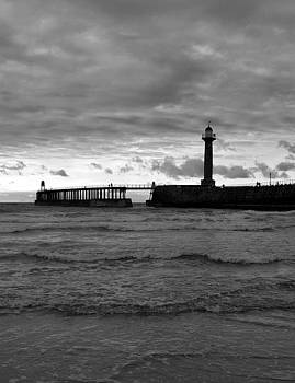 Whitby Light by Archaeo Images