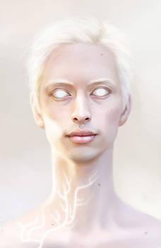 White by Anne Terkelsen