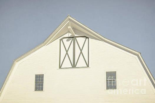 Edward Fielding - White Barn South Woodstock Vermont