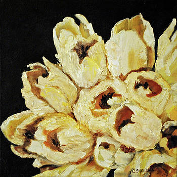 Carolyn Shireman - White Bouquet