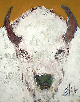White Buffalo by Johanna Elik