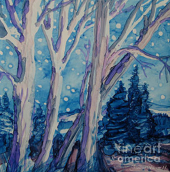 White Christmas  by Jeanette Skeem
