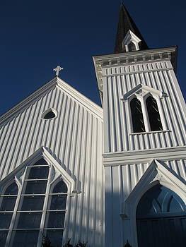 White Church by Chris Koval