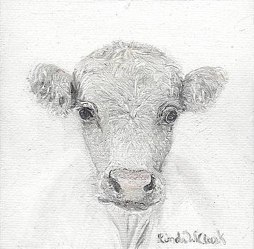 White Cow by Linda Clark