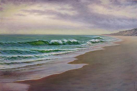 White Crest Beach by Barry DeBaun