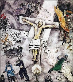 Chagall - White Crucifixion