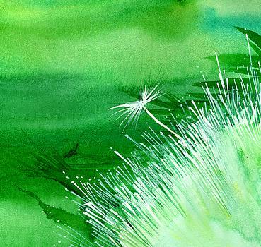 White Flower by Anil Nene