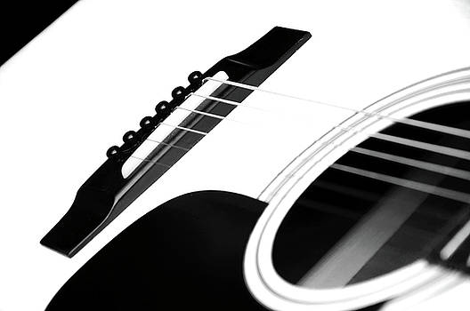 Andee Design - White Guitar 10