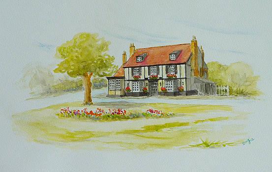White Hart Inn_Hawkwell by David Godbolt