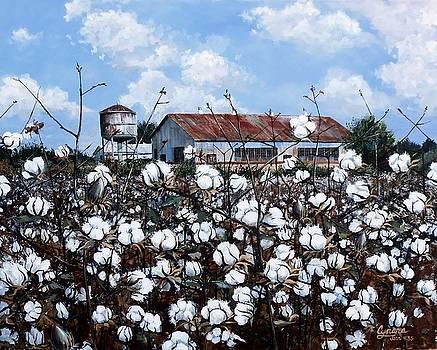 White Harvest by Cynara Shelton