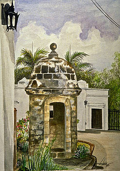 White House-Garita by George Bloise