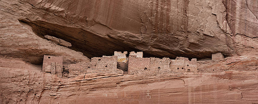 Steve Gadomski - White House Ruins Pano Canyon De Chelly AZ