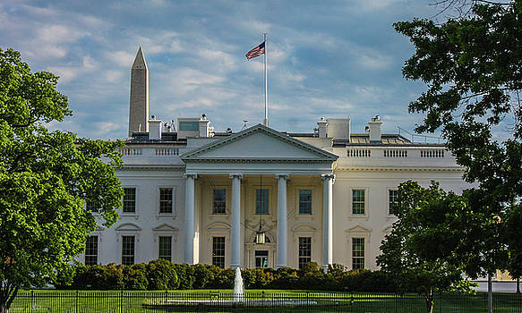 White House by Tommy Anderson