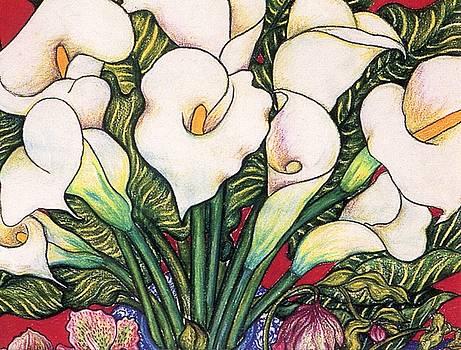 Richard Lee - White Lilies