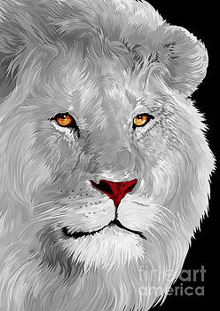 White Lion by Three second