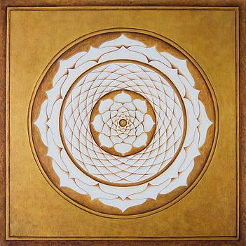 White Lotus Eye by Erik Grind