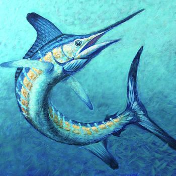 White Marlin Twist by Guy Crittenden