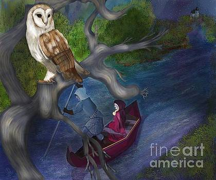 White Owl Magic by Sydne Archambault
