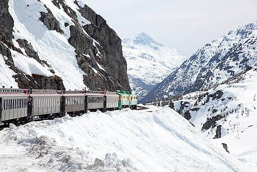Ramunas Bruzas - White Pass