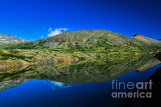 White Pass Reflections by Scott and Amanda Anderson