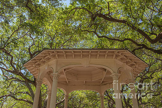 Dale Powell - White Point Garden Gazebo