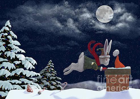 White Rabbit Christmas by Audra Lemke
