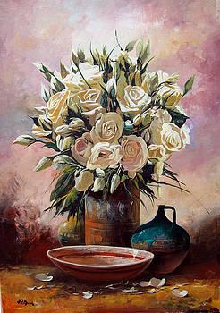 White Rose by Alim Adilov