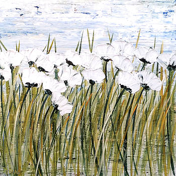 White Royals by Diane Dean