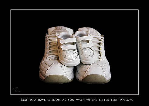 White Runners by Lorna Rande
