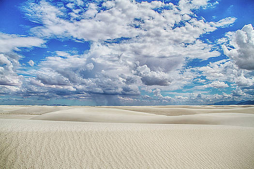 Guy Shultz - White Sand n Clouds