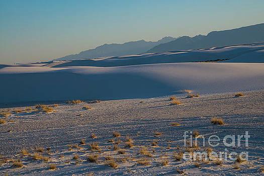 Bob Phillips - White Sands Landscape One