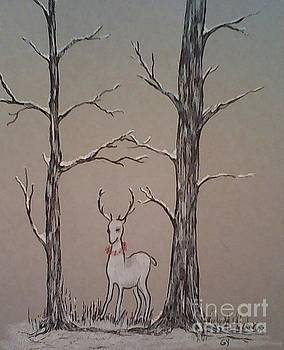 White Stag by Ginny Youngblood