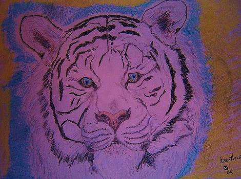 White Tiger by Beverly Howell