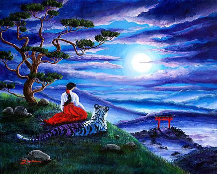 Laura Iverson - White Tiger Meditation