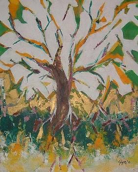 White Tree by Gayatri Manchanda