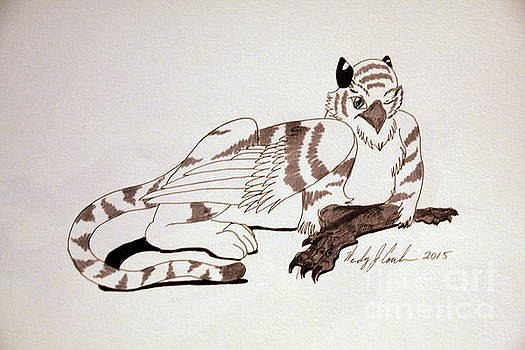 White Tygriff by Wendy Coulson