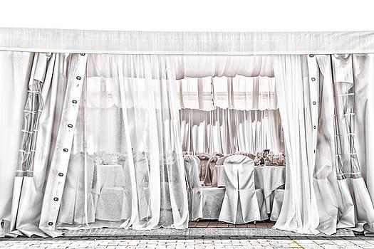 White Wedding Day by Rabiri Us