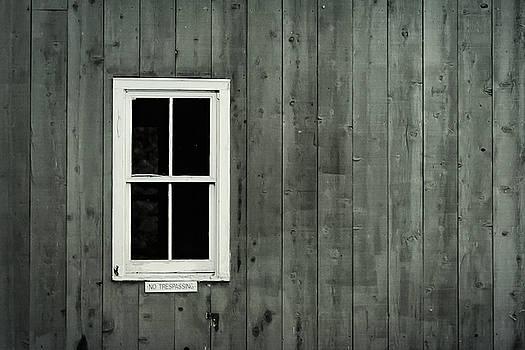 Terry DeLuco - White Window Minimalist