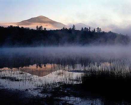 Whiteface Mountain from Connery Pond by Paul Duncan