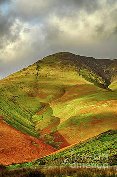 Whiteless Pike, Cumbria by Linsey Williams