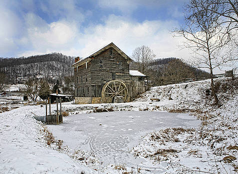 Whites Mill by Earl Carter